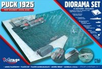 Mirage 401001 1/400 [DIORAMA SET] PUCK 1925 (Port Wojenny)