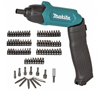 Makita df001dw 3.6 v cordless screwdriver waste water non return valve