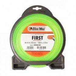 Żyłka okrągła wzmacniana Oleomac  2.4mm / 15m First 63040231S