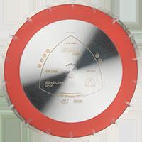 Profesjonalna tarcza diamentowa do betonu zbrojonego Klingspor DT602B Supra 350mm, 25,4mm otwór