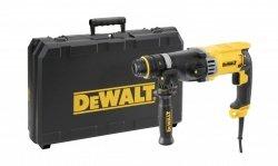 Młotowiertarka 3-Funkcyjna DeWalt D25144K SDS-Plus 900W