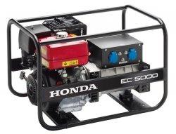 Agregat prądotwórczy HONDA EC5000 (5kW)