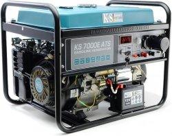 Agregat prądotwórczy KS 7000E ATS z AVR 5,5kW 230V Germany