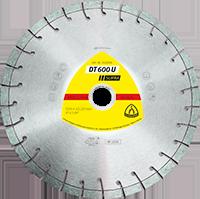 Tarcza diamentowa do betonu Klingspor DT600U Supra 125mm