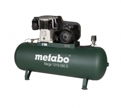 Sprężarka tłokowa Metabo MEGA 1210-500 D trófazowa