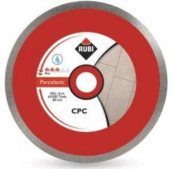 Rubi CPC 200 PRO (30956), Tarcza diamentowa do gresu porcelanowego