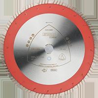 Profesjonalna tarcza diamentowa do betonu zbrojonego Klingspor DT900B Special 350mm, 20mm otwór