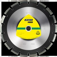 Profesjonalna tarcza diamentowa do asfaltu Klingspor DT602A Supra 350mm, 25,4mm otwór