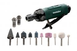 METABO Szlifierka prosta pneumatyczna DG 25 SET