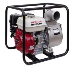 HONDA WB30XT Pompa spalinowa do wody HONDA z GX160 1100 l/min 2,3 ATM 3 3,6kW