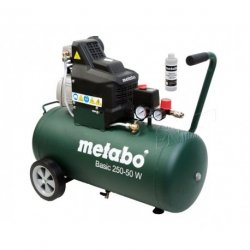 Kompresor sprężarka tłokowa Metabo Basic  250-50W