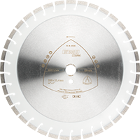 Tarcza diamentowa do betonu zbrojonego Klingspor DT600U Supra 350mm 25,4mm otwór