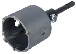 Otwornica trepanacyjna SDS-Plus Wolfcraft 5481000 83mm