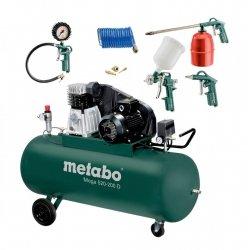 Sprężarka tłokowa Metabo MEGA 520-200 D + LPZ 7