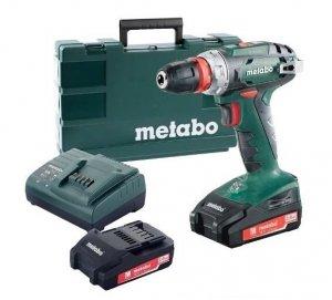 Wkrętarka akumulatorowa Metabo BS 18 Quick 18V 2,0Ah