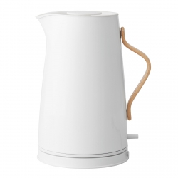 Stelton EMMA Czajnik Elektryczny 1,2 l - Biały Kredowy