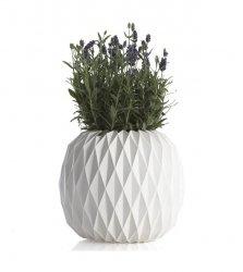 Piece of Denmark GUBEL Wazon do Kwiatów G18 Biały