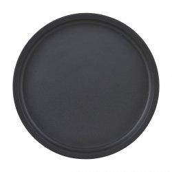 Nicolas Vahe NISTA BLACK Talerz Obiadowy - Czarny