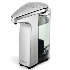 Simple Human - Bezdotykowy Automatyczny Dozownik do Mydła - Srebrny
