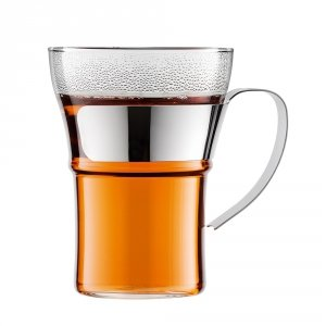 Bodum ASSAM 2 Szklanki do Herbaty lub Kawy 350 ml