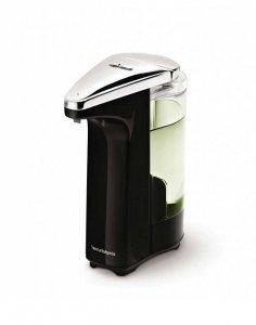 Simple Human - Bezdotykowy Automatyczny Dozownik do Mydła z Czujnikiem - Czarny