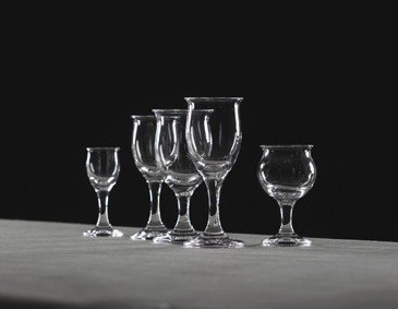 Holmegaard Ideelle - Kieliszek do Brandy 22 cl