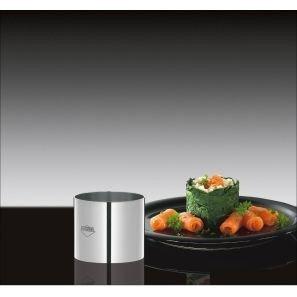 Küchenprofi - Zestaw 6 Foremek do Deserów i Dekoracji