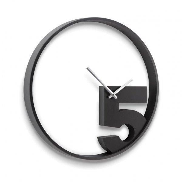 Umbra TAKE 5 Zegar Ścienny - Czarny