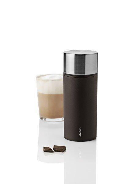 Stelton CAFFEE Spieniacz Tłokowy do Mleka