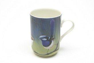 Birds of Australia - Kubek Chwostka Szafirowa Ciemny