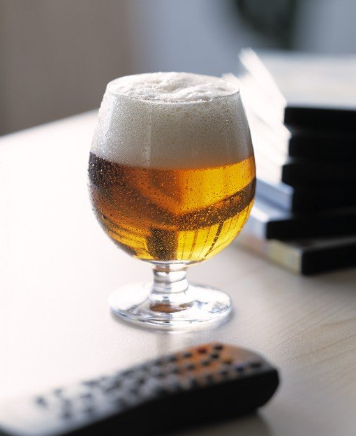 Holmegaard DET DANSKE Kieliszek do Piwa 440 ml