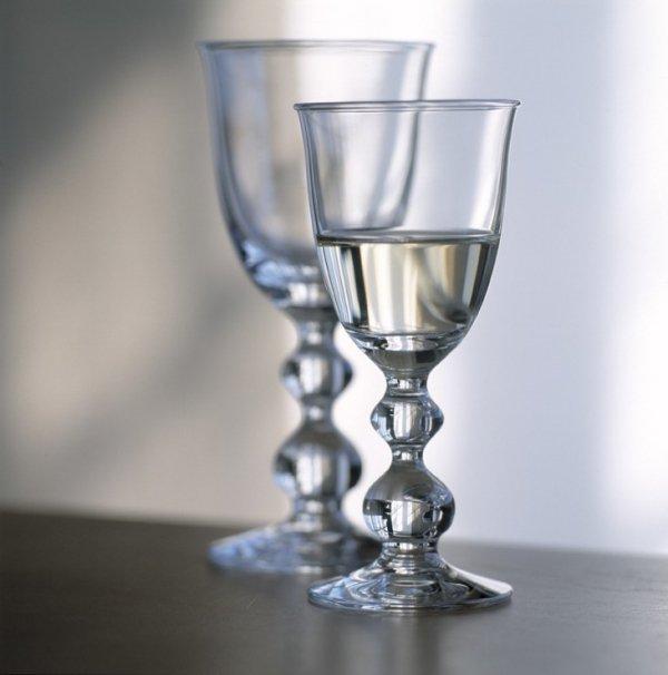 Holmegaard CHARLOTTE AMALIE Kieliszek do Białego Wina 130 ml