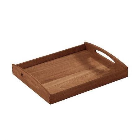 Zassenhaus - Taca z Drewna Akacji Mała 44x36 cm