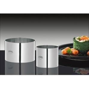 Küchenprofi - Zestaw 4 Foremek do Deserów i Dekoracji