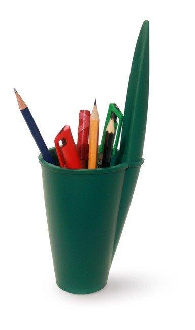 J-me Lid Pojemnik na Długopisy Design z UK - Zielony