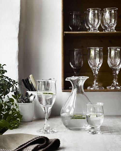 Holmegaard Ideelle - Kieliszek do Białego Wina 19 cl