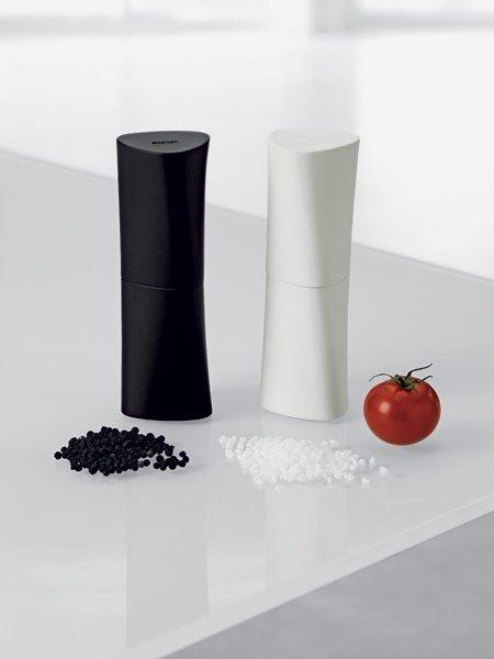 Stelton EXPLORE Młynek do Pieprzu lub Soli - Biały