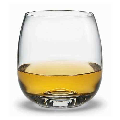 Holmegaard Fontaine - Szklanka Niska do Whisky 12 cl