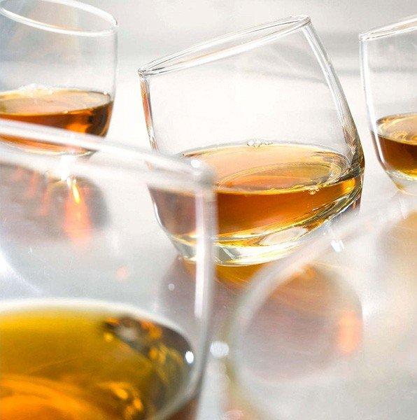 Sagaform BAR Bujające się Szklanki do Whisky, Drinków 200 ml