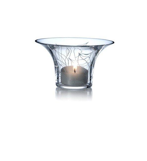 Rosendahl Filigran Świecznik z Motywem Kwiatowym