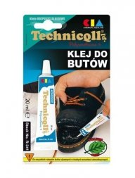 KLEJ DO BUTÓW 20ml TECHNICQLL