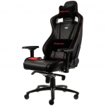 noblechairs EPIC Series gaming chairs NBL-PU-RED-002