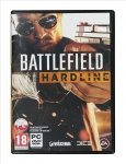 Gra PC Battlefield Hardline OKAZJA Folia BOX