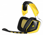 Corsair Void Wireless Dolby 7.1 RGB Yellowjacket
