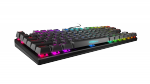 Ozone Battle Strike Spectra RGB Cherry MX Red