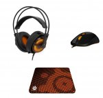 Steelseries Siberia Heat Orange Bundle