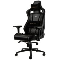 noblechairs EPIC Series gaming chairs NBL-PU-GOL-002