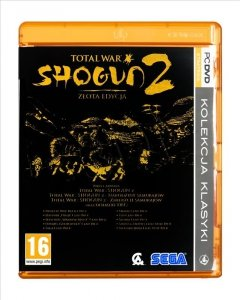 Gra PC Total War Shogun 2 +10 DLC EN,PL