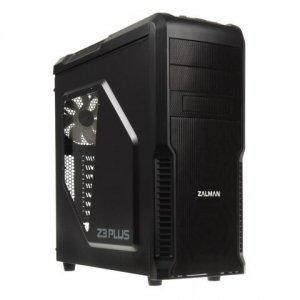 Zalman Z3 Plus Czarna