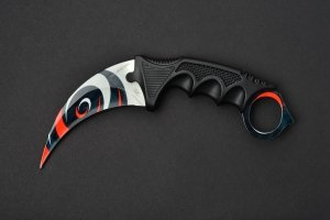 FadeCase Team Karambit Complexity